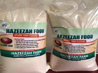 Hazeezah farm pro.